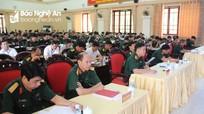 Tăng cường giải pháp xây dựng đội ngũ sĩ quan dự bị vững mạnh toàn diện