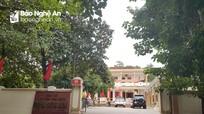Người dân ở Nghệ An bị tính lãi suất khi chậm đóng tiền xây trường học