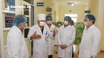 Nghệ An yêu cầu tạm đóng cửa các phòng khám tư nhân để phòng dịch Covid-19