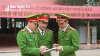 Đại úy Công an ở Nghệ An được trao giải thưởng Gương mặt trẻ tiêu biểu 2019