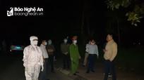 Đã có kết quả xét nghiệm người đàn ông trở về từ Nhật Bản được cách ly lúc nửa đêm ở Nghệ An