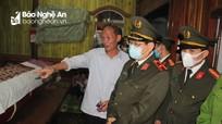Lần đánh án cuối cùng của Thượng úy công an hy sinh khi vây bắt kẻ buôn ma túy ở Nghệ An