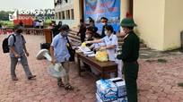 Tính đến chiều nay 11/4, hơn 3.200 người cách ly tập trung ở Nghệ An đã được về nhà