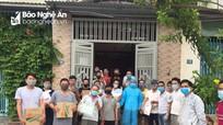 Lấy mẫu xét nghiệm hơn 1.600 người trốn cách ly ở tâm dịch Đà Nẵng trở về Nghệ An