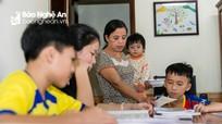 Những bà mẹ đặc biệt ở Làng trẻ em SOS Vinh