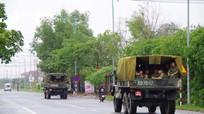 Công binh chủ lực của Quân khu 4 dàn quân cứu nạn ở Rào Trăng 3 và Hướng Hóa