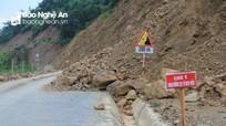 Cận cảnh 'tuyến đường xấu nhất tỉnh Nghệ An'