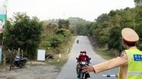 Huyện vùng cao Nghệ An lập chốt kiểm soát để phòng dịch Covid-19