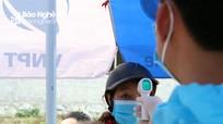 Nữ sinh Nghệ An chủ động khai báo bị ho, sốt khi trên đường từ Hà Nội về quê ăn Tết