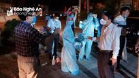 Thị xã Hoàng Mai giãn cách xã hội như thế nào sau khi có ca bệnh Covid-19?