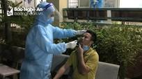 Đã truy vết được hơn 1.000 người liên quan đến bệnh nhân Covid-19 ở Nghệ An