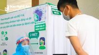 Về từ vùng dịch nhưng khai báo gian dối, nam thanh niên ở Nghệ An bị đề nghị xử phạt 15 triệu đồng