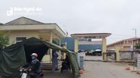 Nghệ An: Đã có kết quả xét nghiệm Covid-19 của trường hợp tử vong sau khi trở về từ Bắc Ninh