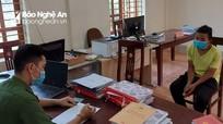 Nghệ An: Nhiều người về từ địa phương có dịch nhưng khai báo y tế gian dối