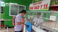 Nói với người dân 'về quê một ngày thì không phải khai báo', một nhân viên y tế ở Nghệ An bị xử phạt