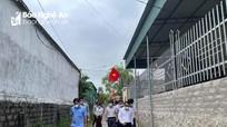 Chưa rõ nguồn lây của bệnh nhân Nghệ An được phát hiện mắc Covid-19 khi qua Lào