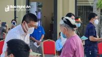 Hơn 100 F1 của bệnh nhân Covid-19 đầu tiên ở Nghệ An hoàn thành cách ly tập trung