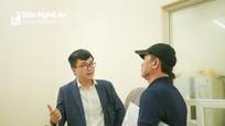 Tân Tổng Giám đốc 29 tuổi của CLB Sông Lam Nghệ An