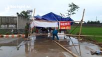 Nghệ An dỡ phong tỏa thêm hàng loạt khu vực ở Nam Đàn, Quỳnh Lưu