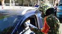 Nghệ An yêu cầu tăng cường xử phạt người dân vùng cách ly ra đường không có lý do chính đáng