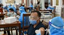 Tỉnh Nghệ An không đồng ý đề xuất cho người ngoài vào TP. Vinh để tiêm vắc-xin
