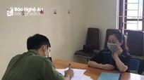 Nghệ An: Bị công an triệu tập vì đăng tin 'công ty có F0 nhưng giấu' lên Facebook