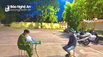 Thêm một xã ở Nghệ An treo thưởng 1 triệu đồng cho người phát giác vi phạm phòng chống dịch