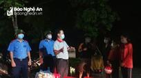Nghệ An: Chủ tịch UBND huyện vượt 300km đón các công dân về quê tránh dịch