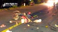 Thêm 2 lao động Nghệ An gặp nạn khi đang trên đường đi xe máy từ Bình Dương về quê