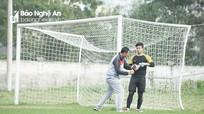 SLNA mượn thủ môn Hải Phòng thay thế cho Nguyên Mạnh