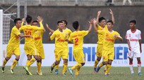 U19 SLNA đoạt giải phong cách tại Giải  U19 quốc gia