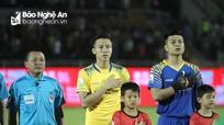 Những nhân vật chính trong trận đấu Sông Lam Nghệ An - TP Hồ Chí Minh
