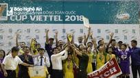 4 đội bóng Nghệ An tham dự Giải bóng đá TN-NĐ toàn quốc 2019