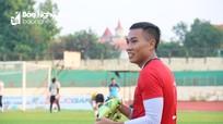 Tiền đạo Vũ Quang Nam trở thành mục tiêu của nhiều đội bóng sau V.League 2019