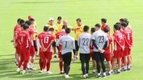 Thầy trò HLV Park Hang-seo sang Philippines bằng chuyên cơ?