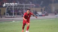 Trọng Hoàng được đội bóng Malaysia săn đón