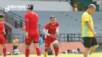 HLV Park tiếp tục giữ Trọng Hoàng, loại Thanh Bình khỏi danh sách dự Asian Cup