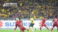 ĐT Malaysia - Việt Nam (2-2): Mưa thẻ vàng