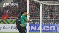 """Lâm """"Tây"""" nghẹn ngào trong ngày đăng quang AFF Cup 2018"""