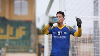 Sông Lam Nghệ An lại mất thủ môn vì chấn thương