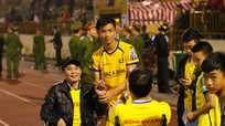 Hình ảnh đẹp của Phan Văn Đức và SLNA ngày khai mạc V.League 2019