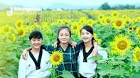 Những bóng hồng nổi bật nhất trong làng võ thuật Nghệ An