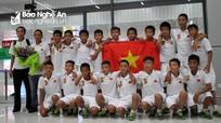 Từ những nhà vô địch U13 SLNA đến đội tuyển U18 Việt Nam