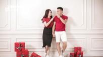 Ngắm bộ ảnh cưới tuyệt đẹp của tuyển thủ SLNA Trần Đình Hoàng