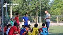 Thành phố Vinh 'đối thủ đáng gờm' tại Cúp Báo Nghệ An