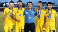 Điểm danh 9 nhà vô địch trẻ SLNA được triệu tập đội tuyển U15 Việt Nam