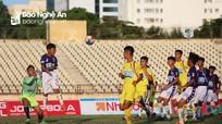 U13 SLNA bị cầm hòa trong ngày khai mạc Vòng chung kết Giải bóng đá Thiếu niên toàn quốc