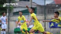 VCK U13 toàn quốc: SLNA đại thắng Hà Nội, 2 đội Nghệ An vào bán kết