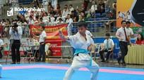 Hơn 500 vận động viên Karatedo Nghệ An tranh tài với Lào, Thái Lan
