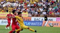 Tiền vệ Nguyễn Quang Tình - 'Gà son' của SLNA